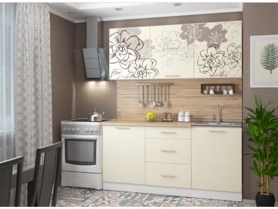 Кухня Бордо Ваниль