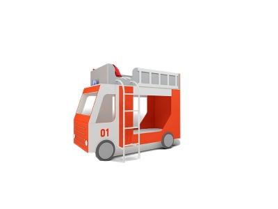 Пожарная машина ЛДСП ДМ-К2-2-1 2292-1132-1718